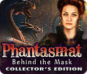 Phantasmat: Behind the Mask Collector's Edition Game Featured Image
