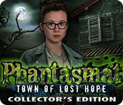 Phantasmat: Town of Lost Hope Collector's Edition Game Featured Image