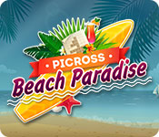 Picross Beach Paradise Game Featured Image