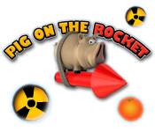 Pig on the Rocket