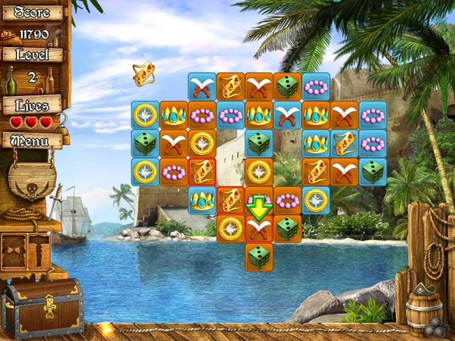 pirate island game