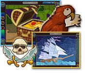 Buy PC games online, download : Pirate Mosaic Puzzle: Caribbean Treasures