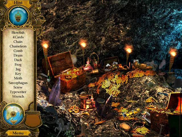Bezpłatne pobieranie Pirate Mysteries: A Tale of Monkeys, Masks, and Hidden Objects
