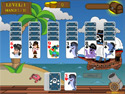 Pirate Solitaire - Online Screenshot-1