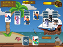 Pirate Solitaire - Online Screenshot-2
