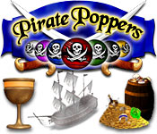 Pirate Poppers feature