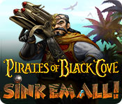 Pirates of Black Cove: Sink 'Em All! Game Featured Image