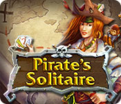Pirate's Solitaire Game Featured Image