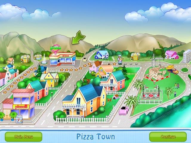 pizza games online