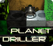 Planet Driller Game Featured Image