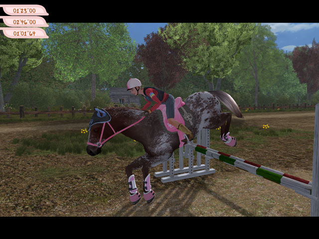 Screens Zimmer 2 angezeig: planet horse game