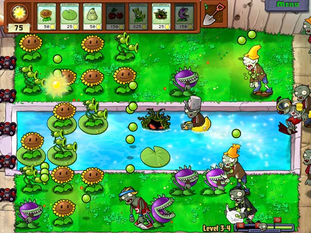 free game plant vs zombies download pc