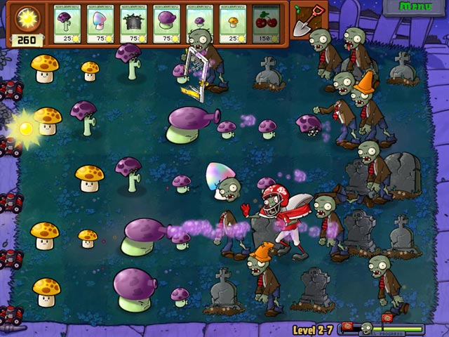 Plants vs. Zombies | Games