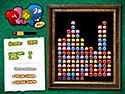 in-game screenshot : Plop Art (og) - Plop go the creatures!