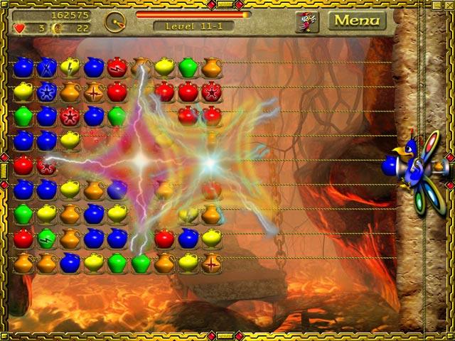 لعبة Plumeboom Screen2