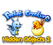 game - Pocket Creature Hidden Object 2