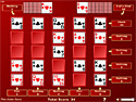 in-game screenshot : Poker Patience (og) - A whole new way to play!