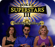 Poker Superstars III Feature Game