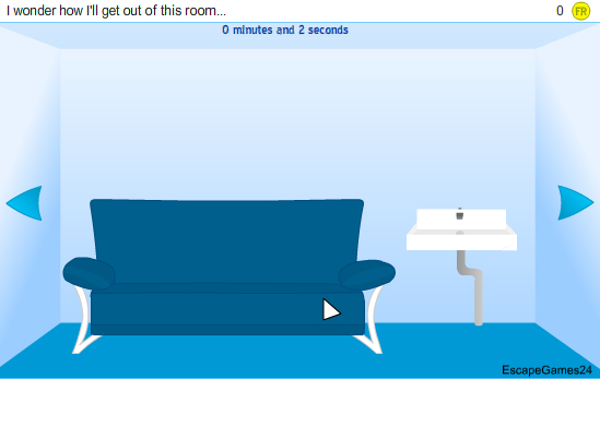 Polleke's Blue Room Screenshots