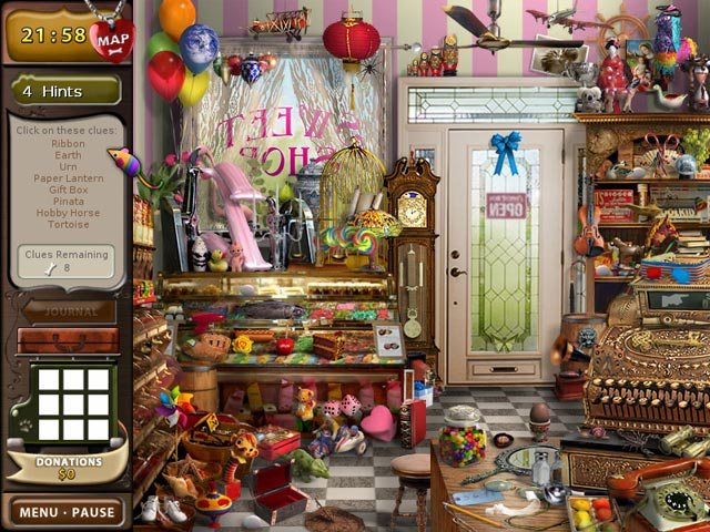 find the hidden objects online games