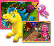 Pony World 2 Game