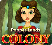 Popper Lands Colony Game Featured Image