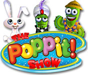 The Poppit! Show Feature Game