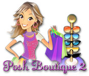 Posh Boutique 2 for Mac Game