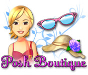 Posh Boutique for Mac Game