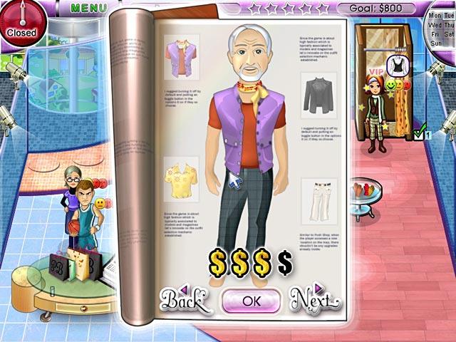 Posh Boutique: Screenshot 2