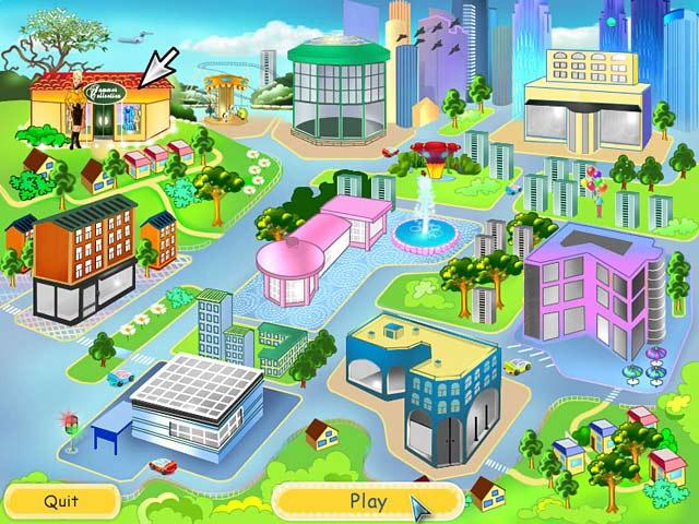 Big fish games posh shop for Big fish games com