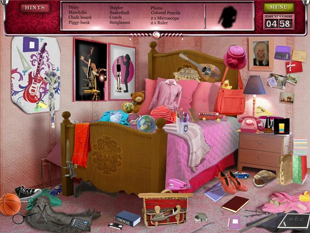 Gra Pretty In Pink Gra Bezpłatne