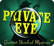 Private Eye: Greatest Unsolved Mysteries Feature Game