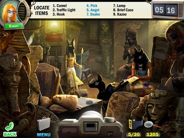 Gra Private Eye: Greatest Unsolved Mysteries Gra Bezpłatne
