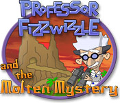 Professor Fizzwizzle and the Molten Mystery feature