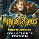 Jeu a telecharger gratuit PuppetShow: Poetic Justice Collector's Edition