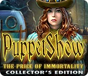 PuppetShow: The Price of Immortality Collector's Edition Game Featured Image