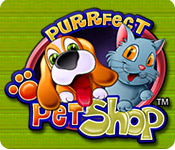 Purrfect Pet Shop Feature Game