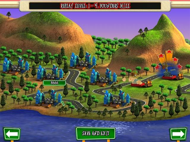Puzzle City Screenshots