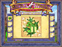 in-game screenshot : Puzzle Mania (pc) - Rescue the last surviving unicorn.