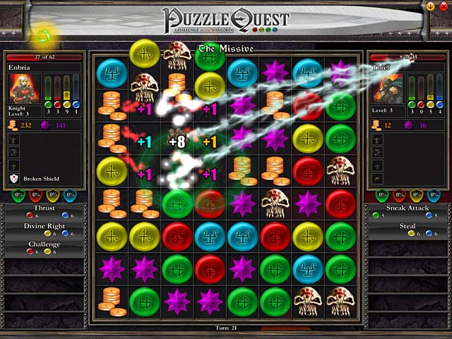 Click To Download Puzzle Quest