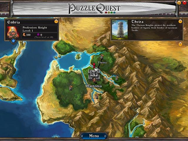 Bezpłatne pobieranie Puzzle Quest