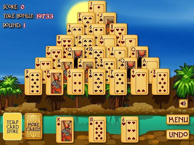 Pyramide Spiele