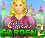 Queen's Garden 2 Game Featured Image