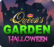 Queen's Garden Halloween Game Featured Image