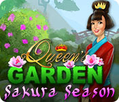 Queen's Garden Sakura Season Game Featured Image