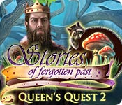 Queen's Quest 2: Stories of Forgotten Past Game Featured Image