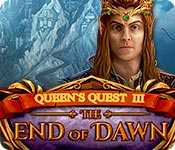 Queen's Quest III: End of Dawn Game Featured Image