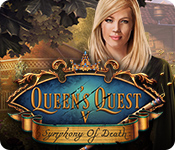 Queen's Quest V: Symphony of Death Game Featured Image