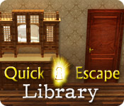 Quick Escape: Library - Online